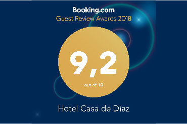Booking Guest Review Awards de 2018